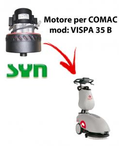 VISPA 35 B Saugmotor SYNCLEAN für scheuersaugmaschinen COMAC