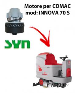 INNOVA 70 S Saugmotor SYNCLEAN für scheuersaugmaschinen COMAC