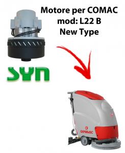 L22 B New Type Saugmotor SYNCLEAN für scheuersaugmaschinen COMAC