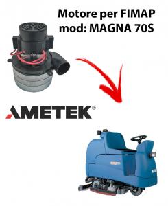 MAGNA 70S Saugmotor AMETEK ITALIA für scheuersaugmaschinen FIMAP