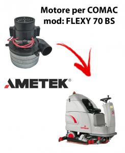 FLEXY 70 BS Saugmotor AMETEK ITALIA für scheuersaugmaschinen COMAC