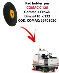 C 125 Treiberteller für scheuersaugmaschinen COMAC