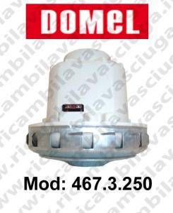 467.3.250 Saugmotor DOMEL für Staubsauger und scheuersaugmaschinen