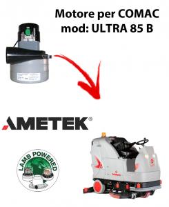 ULTRA 85 B MOTEUR ASPIRATION AMETEK pour autolaveuses Comac