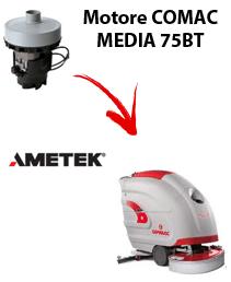 MEDIA 75BT MOTEUR ASPIRATION AMETEK autolaveuses Comac