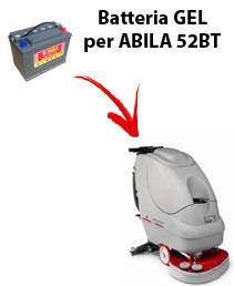 BATTERIE pour ABILA 52BT autolaveuses COMAC