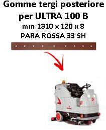 ULTRA 100 B BAVETTE ARRIERE Comac