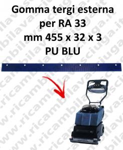RA 33 Extern Sauglippen für scheuersaugmaschinen COLUMBUS