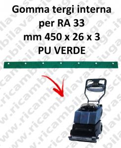 RA 33 Intern Sauglippen für scheuersaugmaschinen COLUMBUS