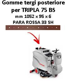 TRIPLA 75 BS BAVETTE ARRIERE Comac