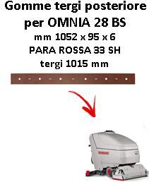 OMNIA 28 BS  BAVETTE ARRIERE Comac