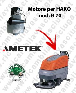 B 70 Saugmotor LAMB AMETEK für scheuersaugmaschinen HAKO