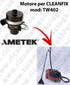 TW402 Saugmotor AMETEK für Staubsauger CLEANFIX
