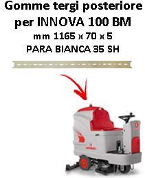 INNOVA 100 BM  BAVETTE ARRIERE Comac