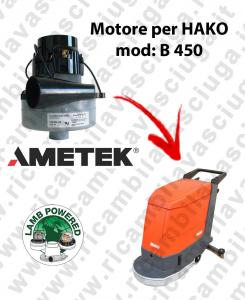 B 450 Saugmotor LAMB AMETEK für scheuersaugmaschinen HAKO