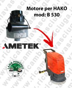 B 530 Saugmotor LAMB AMETEK für scheuersaugmaschinen HAKO
