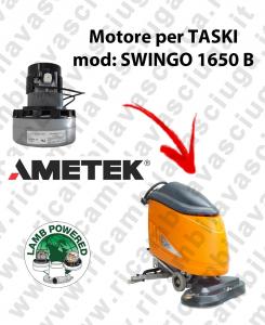 SWINGO 1650 B Saugmotor LAMB AMETEK für scheuersaugmaschinen TASKI