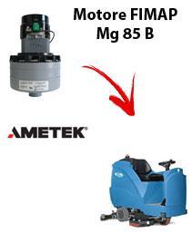 Mg 85 B MOTEUR ASPIRATION AMETEK autolaveuses Fimap