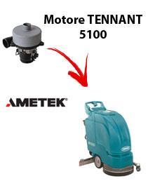5100 MOTEUR ASPIRATION AMETEK autolaveuses TENNANT