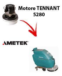 5280 MOTEUR ASPIRATION AMETEK autolaveuses TENNANT