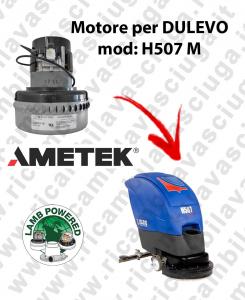 H507 M Saugmotor LAMB AMETEK für scheuersaugmaschinen DULEVO