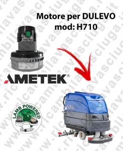 H710 Saugmotor LAMB AMETEK für scheuersaugmaschinen DULEVO