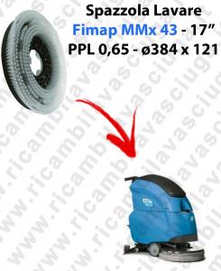 MMx43 Standard Bürsten für scheuersaugmaschinen FIMAP