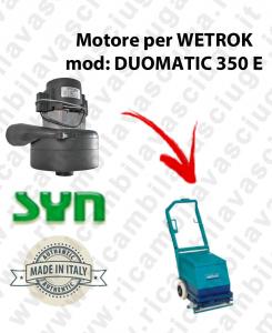DUOMATIC 350 ünd Saugmotor LAMB AMETEK für scheuersaugmaschinen WETROK