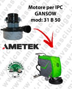 31 B 50 Saugmotor LAMB AMETEK für scheuersaugmaschinen IPC GANSOW