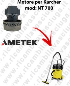 NT700 Saugmotor AMETEK für Staubsauger KARCHER