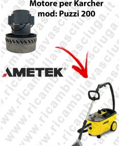 PUZZI 200 Saugmotor AMETEK für Staubsauger KARCHER