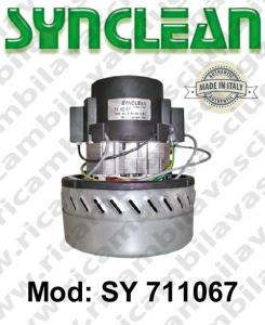 MOTEUR ASPIRATION SY 711067 SYNCLEAN pour autolaveuses et aspirateur