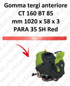 CT 160 BT 85 Vorne sauglippen für scheuersaugmaschinen IPC