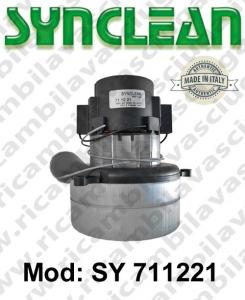 MOTEUR ASPIRATION SY 711221 SYNCLEAN pour autolaveuses et aspirateur