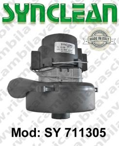 MOTEUR ASPIRATION SY 711305 SYNCLEAN pour autolaveuses et aspirateur