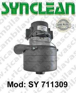 MOTEUR ASPIRATION SY 711309 SYNCLEAN pour autolaveuses et aspirateur