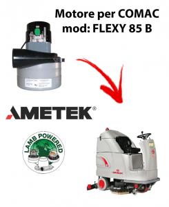 FLEXY 85 B MOTEUR ASPIRATION AMETEK pour autolaveuses Comac