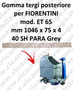 ET 65 Hinten sauglippen für scheuersaugmaschinen FIORENTINI