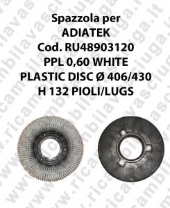 RU48903120 Bürsten für scheuersaugmaschinen ADIATEK