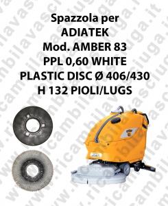 AMBER 83 Bürsten für scheuersaugmaschinen ADIATEK