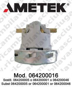 064200016 Saugmotor AMETEK ITALIA für scheuersaugmaschinen und staubsauger
