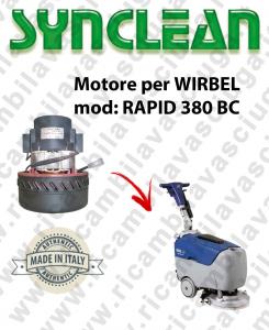 RAPID 380 BC Saugmotor SYNCLEAN für scheuersaugmaschinen WIRBEL