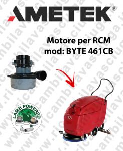 BYTE 461 CB Saugmotor LAMB AMETEK für scheuersaugmaschinen RCM
