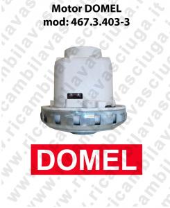 467.3.403-3 Saugmotor DOMEL für Staubsauger und scheuersaugmaschinen