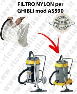 AS590 Nylonfilter für Staubsauger GHIBLI