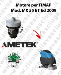 MX 55 BT Ed. 2009 Saugmotor LAMB AMETEK für scheuersaugmaschinen FIMAP
