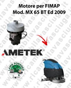 MX 65 BT Ed. 2009 Saugmotor LAMB AMETEK für scheuersaugmaschinen FIMAP
