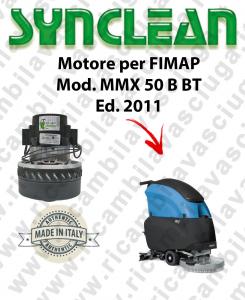MMX 50 B-BT Ed. 2011 Saugmotor SYNCLEAN für scheuersaugmaschinen FIMAP