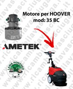 35 BC Saugmotor LAMB AMETEK für scheuersaugmaschinen HOOVER