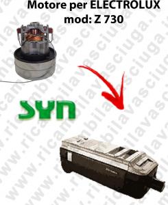 Z 730 automatic MOTEUR SYN aspiration pour aspirateur ELECTROLUX